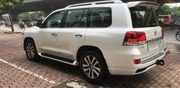 Toyota Land Cruiser VXR 4.6 2016.