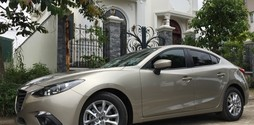 Mazda 3 All New chính hãng tại Hà Nội, thời gian giao xe nhanh, thủ t.