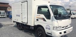 Xe tải thaco k165 2t4,xe tải kia 2t4,tải 2t4, kia tải 2t4,xe tải kia k.