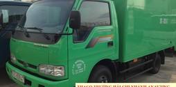 Xe tải 2.4 tấn Kia K165S xe 1.4 tấn nâng tải 2.4 tấn kích thước n.