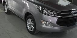 Toyota Innova 2.0G AT 2017, KM lớn.
