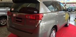 Toyota Innova 2.0V phiên bản 2016 mới.