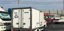 Xe tải kia đông lạnh 1,49 tấn/ 2 tấn/ 4,75 tấn/ 6 tấn. giá hấp .