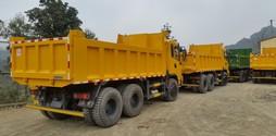 Bán xe 3 chân ben DONGFENG ,Cần mua Xe tải tự đổ ben 13.5 tấn Dongf.