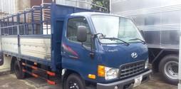 Giá mua bán xe tải thùng hyundai hd500 5 tấn và hd650 6,5 tấn trườn.
