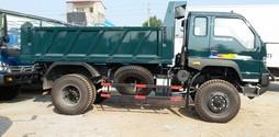 Xe ben bán trả góp, các loại xe ben 2 tấn, xe ben 2.5 tấn, xe ben 3.5.