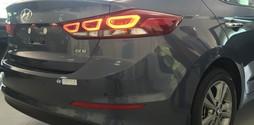 Hyundai Elantra 2017.