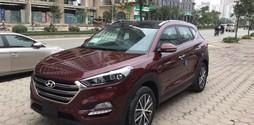 Hyundai Tucson 2016 Full option.