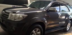 Cần bán gấp Toyota Fortuner 2.5G 2011 Máy dầu.