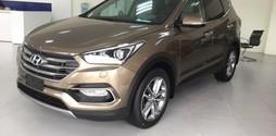 Xe Hyundai Santa Fe 2.4 AT 2016 Full Xăng 1 Tỷ 216 Triệu đã có tại Sho.