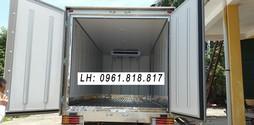Xe tải Đồng Vàng 7 tấn HD700 lắp ráp 3 cục Hyundai Hàn Quốc đó.