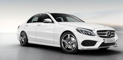 Mercedes C300 AMG trắng nội thất đỏ giá tốt nhất thị trường.