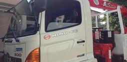 Bán xe tải Hino 6.4 tấn Hino FC9JLSW 6,4 tấn trả góp đóng thùng kí.