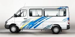 Thaco Minibus 16 chỗ, xe khách 16 chỗ trường hải hyundai, xe 16 chỗ .