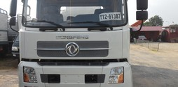 Xe chở xăng dầu 11 khối Dongfeng nhập khẩu giá tốt.
