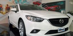 Mazda 6 2016 Chính Hãng, Giá Tốt, Ưu Đãi Lớn 141 Triệu Đồng Mazda.