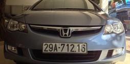 Cấn bán Honda Civic 2.0 AT, tên tư nhân.