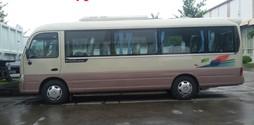 Xe County 29 chỗ Thaco HB73S, xe Hyundai County 29 chỗ Thaco Trường Hải.