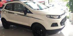 Ford Ecosport Black Edition thiết kế hoàn toàn mới, giá sốc, đủ m.
