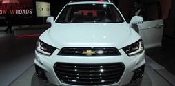Bán xe Chevrolet Captiva giá tốt nhất, hỗ trợ vay lên đến 90%.