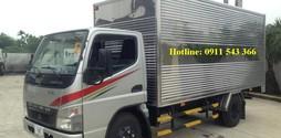 Xe tải Fuso 2 tấn, xe tải Fuso canter 2 tấn khuyến mãi 100% trước .