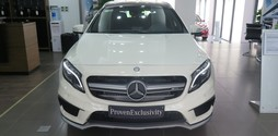 Mercedes GLA 45 AMG đủ màu giao xe ngay giá ưu đãi, khuyến mãi khủn.