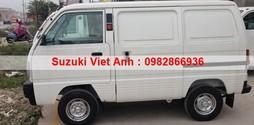Đại lý suzuki việt anh Bán Xe tải cóc Super carry Blind Van xe tải n.