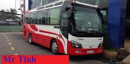 Giá xe khách Thaco 29 34 47 chổ bầu hơi giá ưu đãi đầu năm 2017.