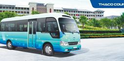 Chuyên cung cấp các loại xe chuyên dụng như xe bus Thaco Country, Thac.
