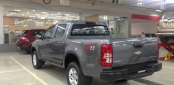 Chevrolet Colorado 2.5 2017.