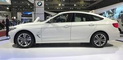 Hình Ảnh và Thông Số Chi Tiết BMW 320i GT LCi 2017 Mới, Bán xe BMW 3.