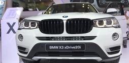 Thông Số và Hình Ảnh BMW X3 2017 Mới, Bán xe BMW X3 2017 Giá Rẻ Nh.