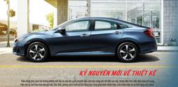 Bán Honda Civic 2016 Model 2017,1.8AT,MT,2.0,Giá Rẻ Nhất Hà Nội,Có Xe .