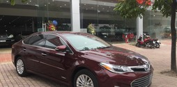 Bán Toyota Avalon 2.5 limited 2016 nhập mỹ .xe giao ngay.
