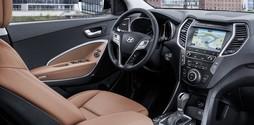 Hyundai SantaFe Hàng nhập khẩu.