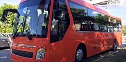 Xe khách giường nằm cao cấp máy HINO 380 PS.