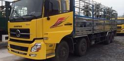 Bán xe tải Dongfeng 4 chân L315 17.9 tấn giá tốt nhất, Xe tải Dongf.