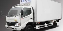 Bán xe tải Hino Thùng Đông Lạnh loại , 2,75 tấn, 4,5 tấn, 5,2 tấ.