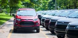 Mua xe ford ecosport 1.5l 2016 chỉ với 185 triệu.