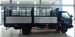 Xe Tải Hyundai 5 Tấn HD500. Xe tải HD65 Nâng Tải Tp. HCM và Long An. X.