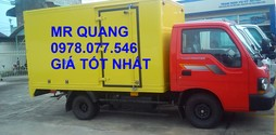 Mua bán xe tải kia Xe tải Kia k165s 2400kg 2,4 tấn xe nhập hỗ trợ t.