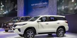 Bán xe Toyota 2017 Máy xăng, máy dầu thế hệ đột phá hoàn toàn m.