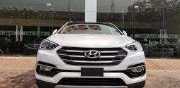 Hyundai Santafe 2016 giao ngay giá tốt nhất HN.