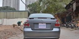 Bán xe Daewoo Gentra 2011 SX MT.