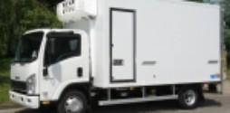 Xe tải Isuzu thùng đông lạnh 1T4, 1T9, 2T, 3T9, 5T5,6T2,9T MỚI 100% tr.