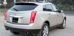 Cadillac SRX4 full option model 2010.