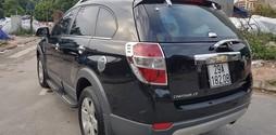 Chính chủ bán xe oto captiva LT số sàn, 7 chỗ sản xuất 2008, bản .