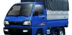 Xe tải Suzuki Towner950A tải trọng 880kg đời 2017. HỔ TRỢ TRẢ GÓ.