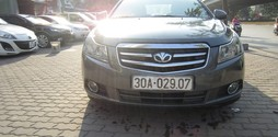 Bán xe Daewoo Lacetti CDX 1.8AT 2010, 425 triệu.
