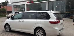 Cần bán xe Toyota Sienna 3.5 Limited đời 2017, màu trắng, nhập mỹ,m.